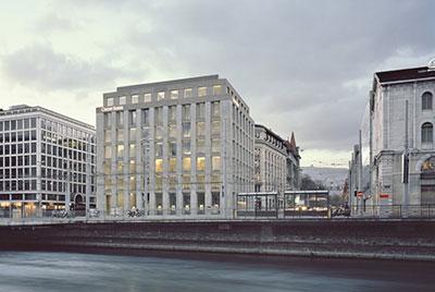 Crédit Suisse Genève